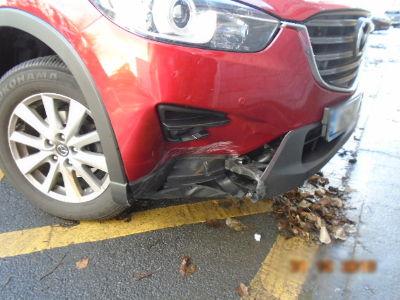 Crash repairs